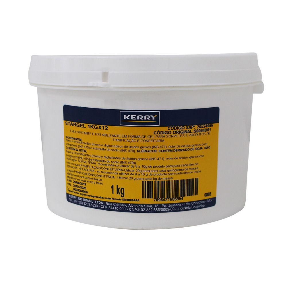 Emulsificantes Estabilizante Stargel Kerry 1kg