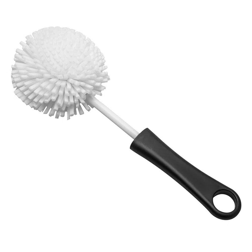 Escova Redonda para Lavar Taças em Polipropileno  26cm