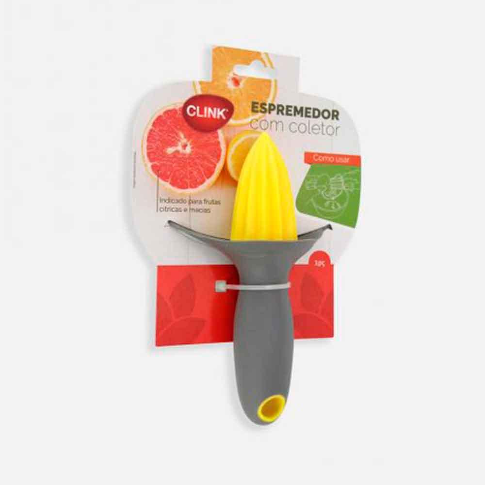 Espremedor de Frutas c/ Coletor