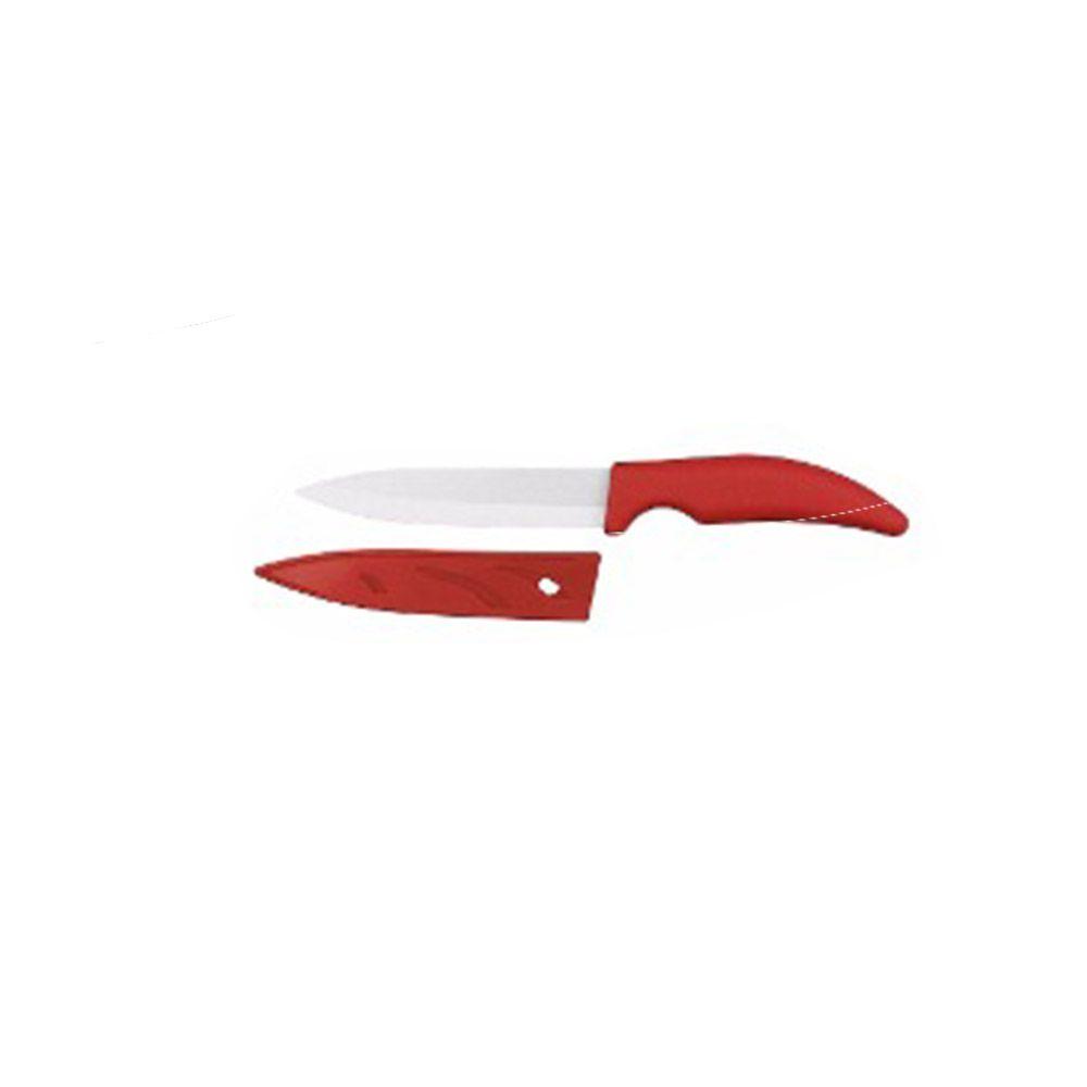 Faca Gourmet em Cerâmica Vermelha - ALC1301