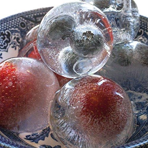 Forma de Gelo 4,5 cm com 6 Esferas