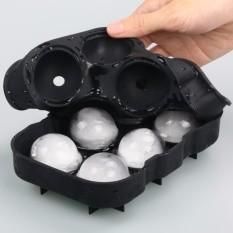 Forma de Gelo 4,5cm com 8 Esferas