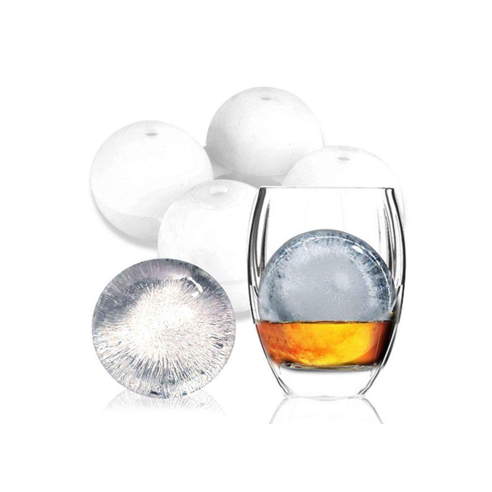 Forma de Gelo com 4 Ice Ball de 4.5cm