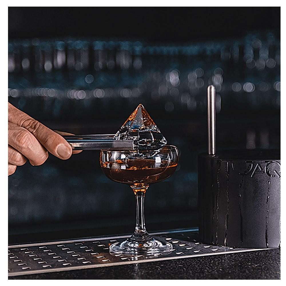 Forma de Gelo Diamante Profissional Maker Tuaq Black
