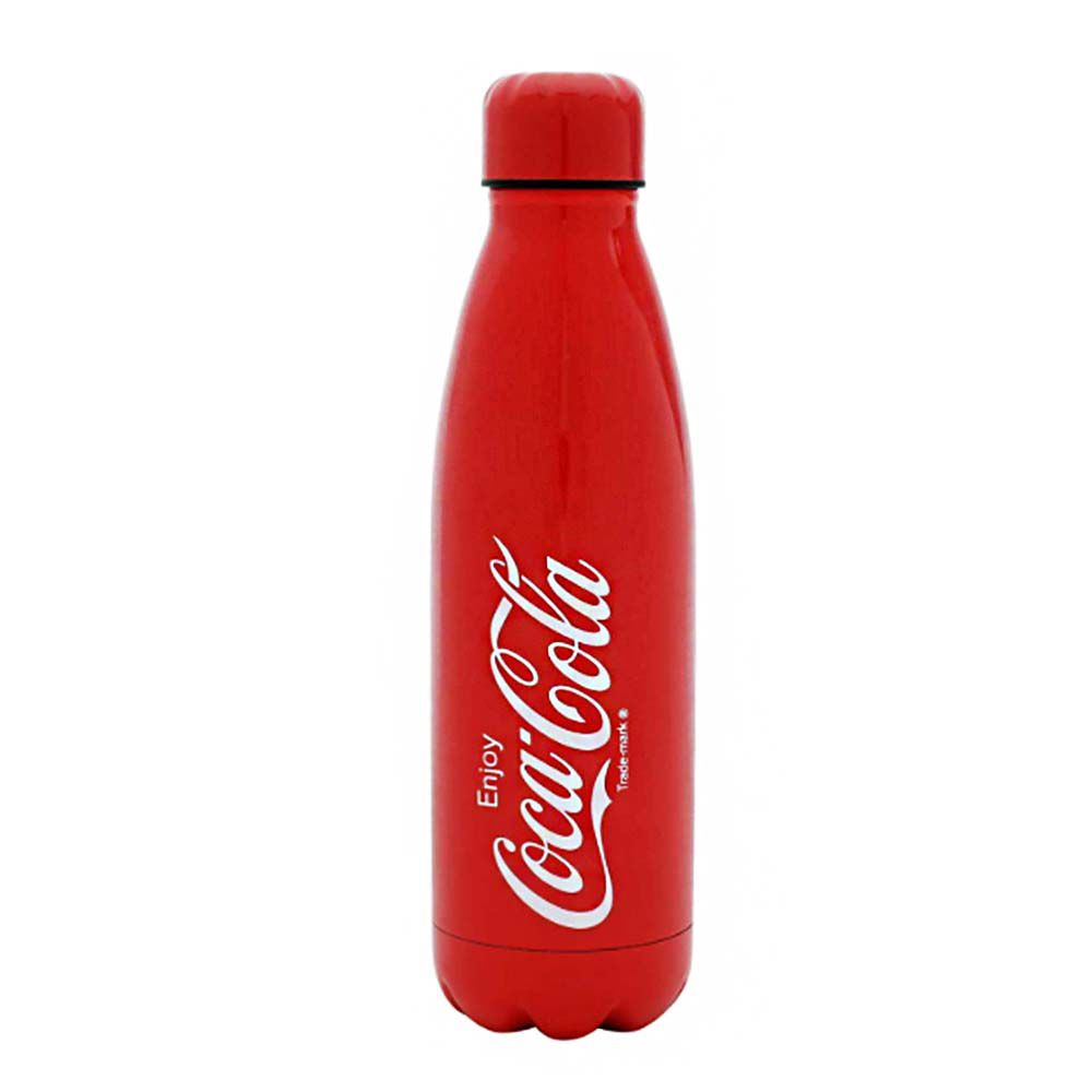 Garrafa Coca-Cola Classic  Swell Aço Inox 750ml