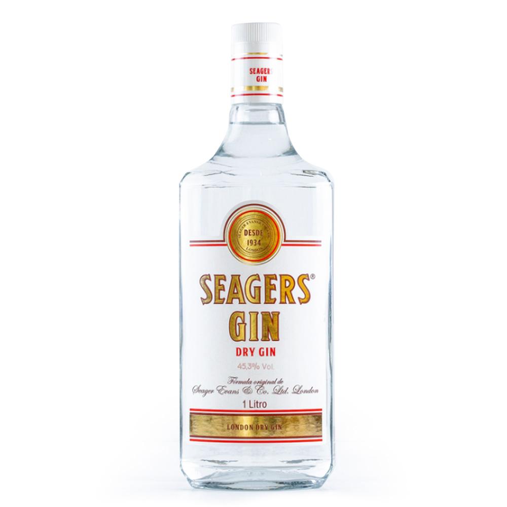 Gin Seagers Tradicional 1Litro