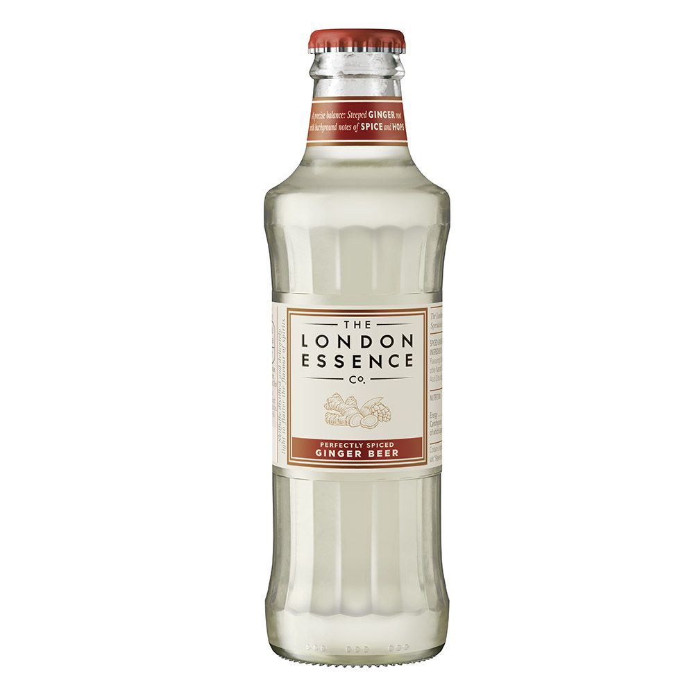Ginger Beer London Essence Spiced 200ml