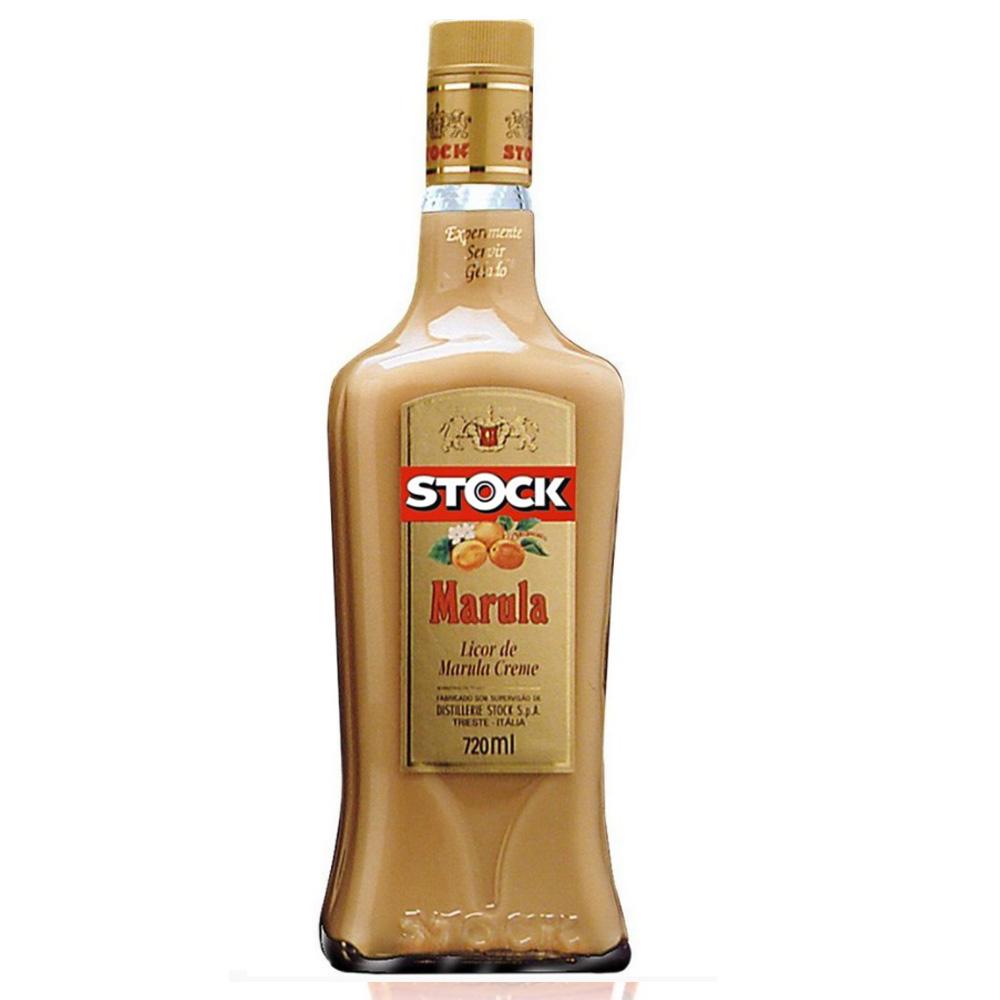 Licor Cremoso Stock Marula 720ml Garrafa Vidro