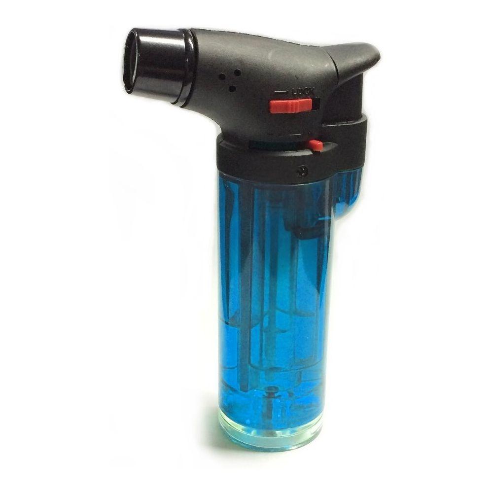 Maçarico Ferimte Médio - Azul - MA-0397