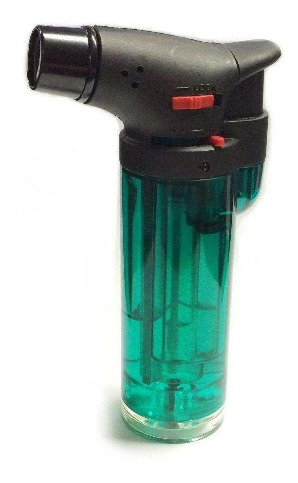 Maçarico Ferimte Médio - Verde Escuro - MA-0397