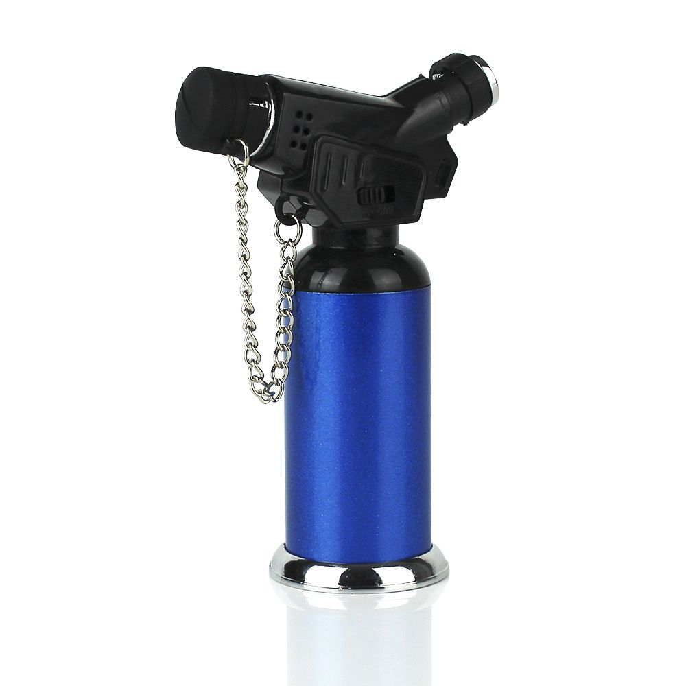 Maçarico Western Recarregável Azul - 6075