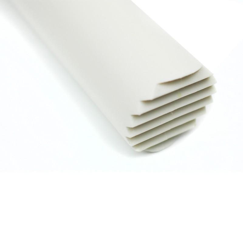 Macerador Dentado Branco 25cm Socador Plastico ABS