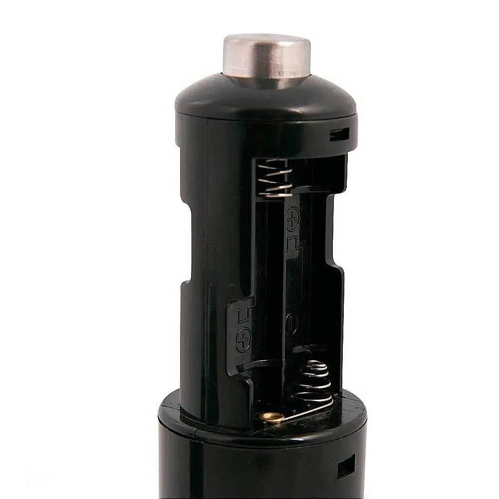 Moedor de Pimenta Automático 23cm Preto a Pilhas