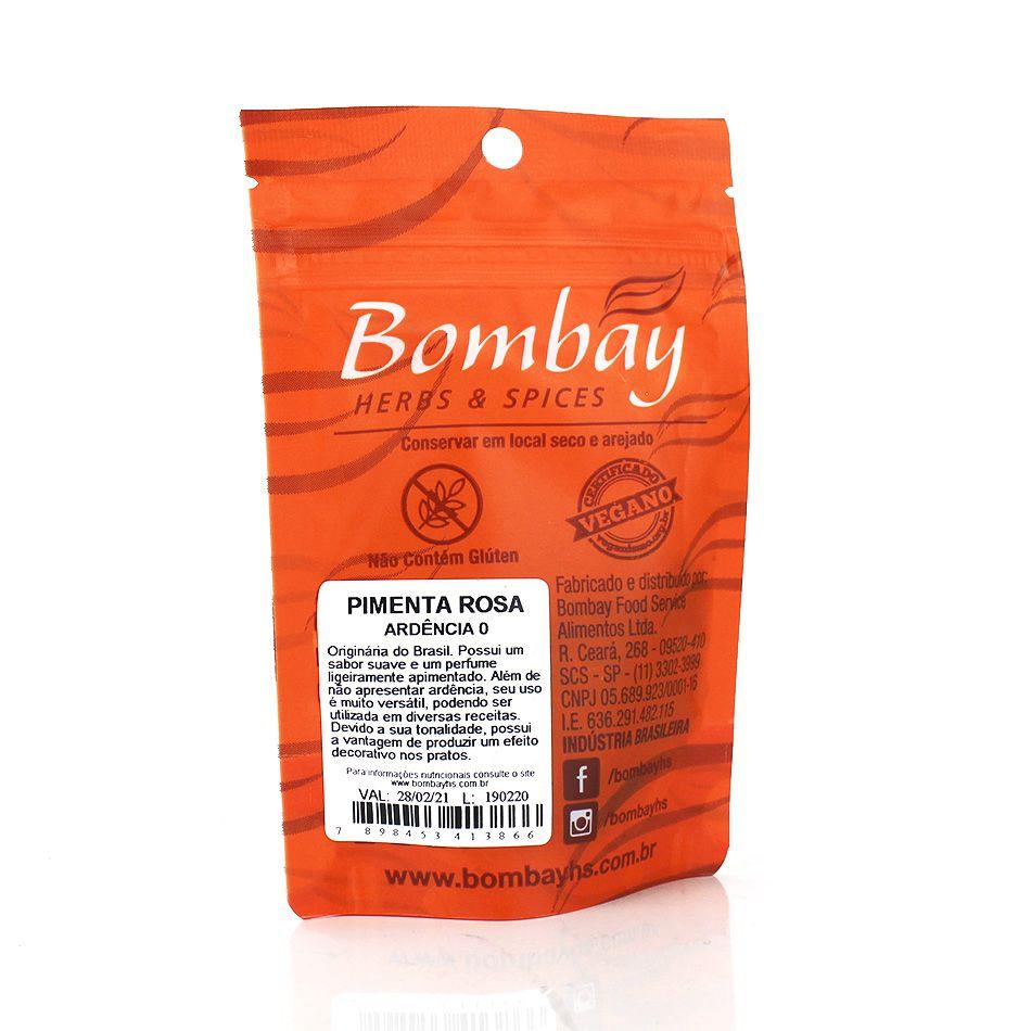Pimenta Rosa Bombay Pacote 10g