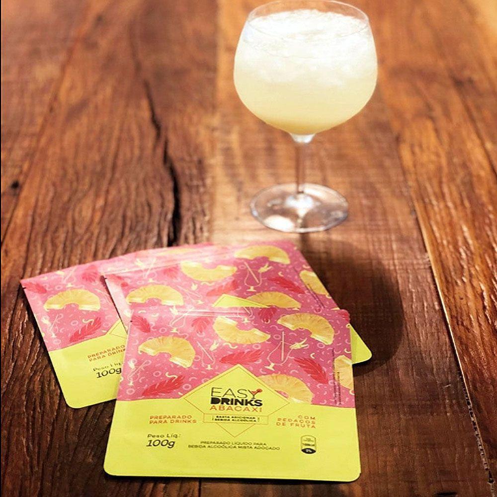 Preparado de Abacaxi Easy Drinks