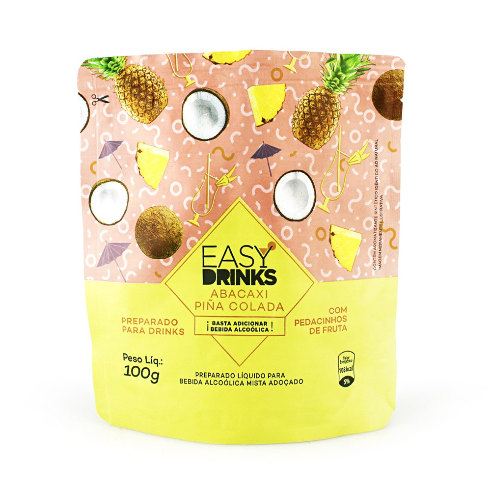 Preparado de Piña Colada Easy Drinks 100g