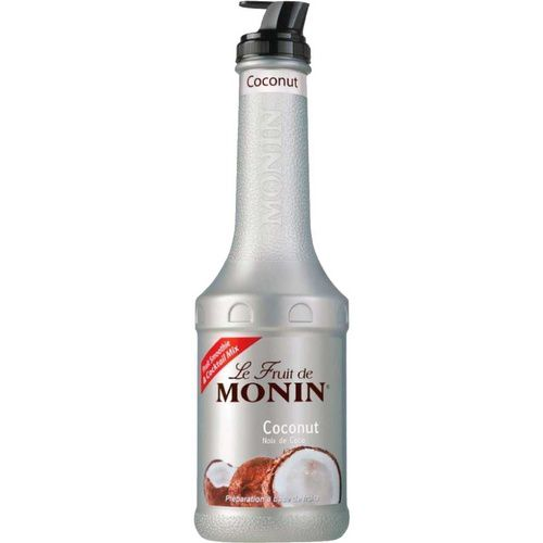 Purê  Coco Monin 1 Litro
