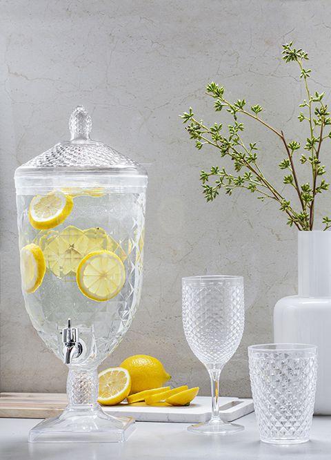 Suqueira Luxxor 5 litros Acrílica Transparente
