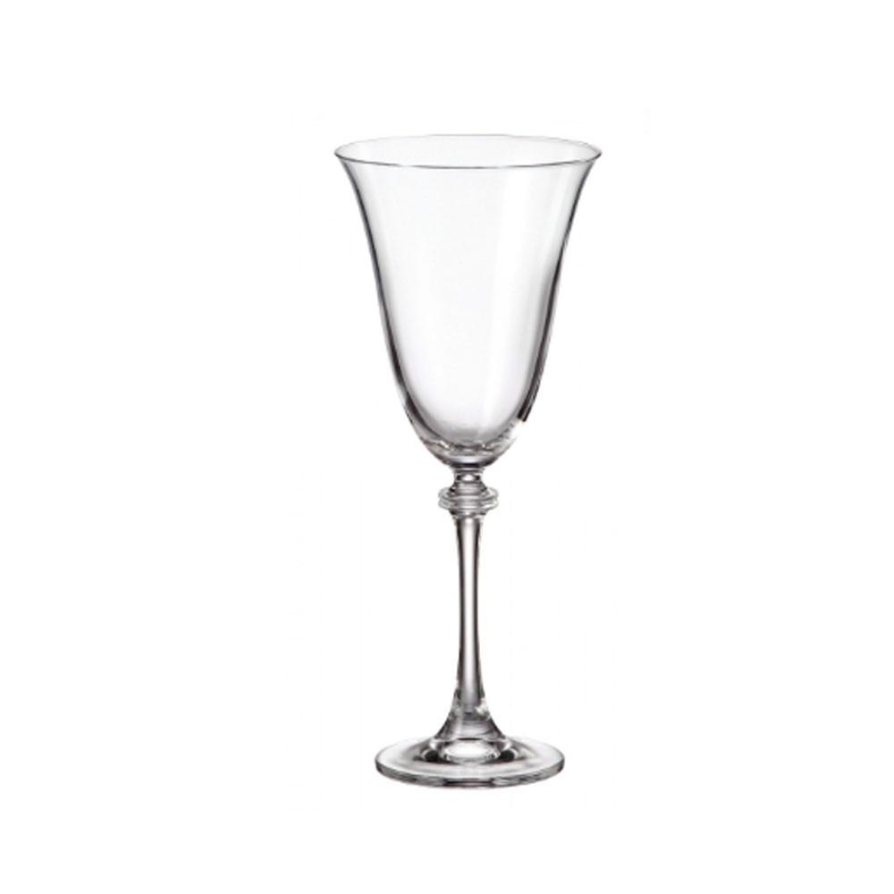 Taça Alexandra de Cristal Ecológico Bohemia 350 ml