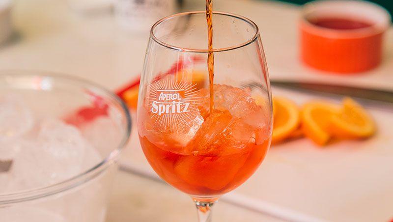 Taça Aperol Spritz Bohemia Cristal 490ml