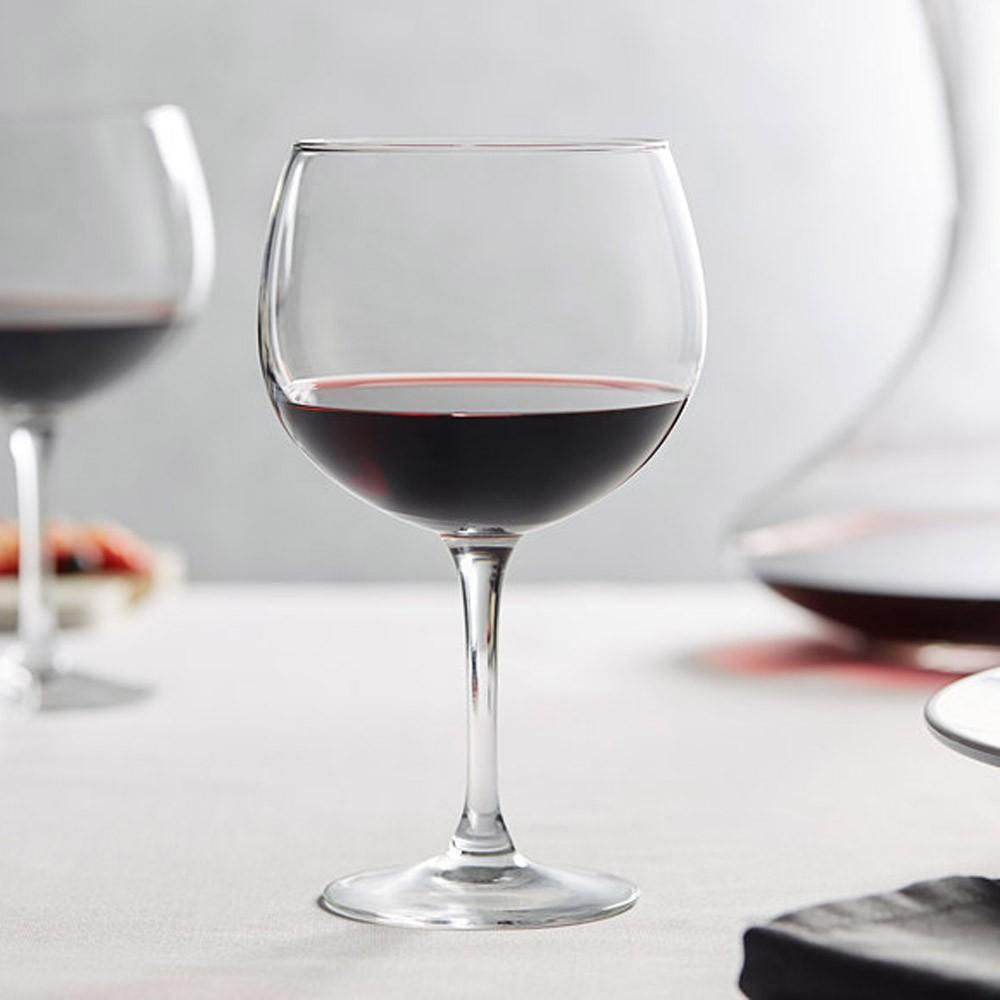 Taça Coquetel Gin Tônica Vina Arcoroc France Vidro 700ml