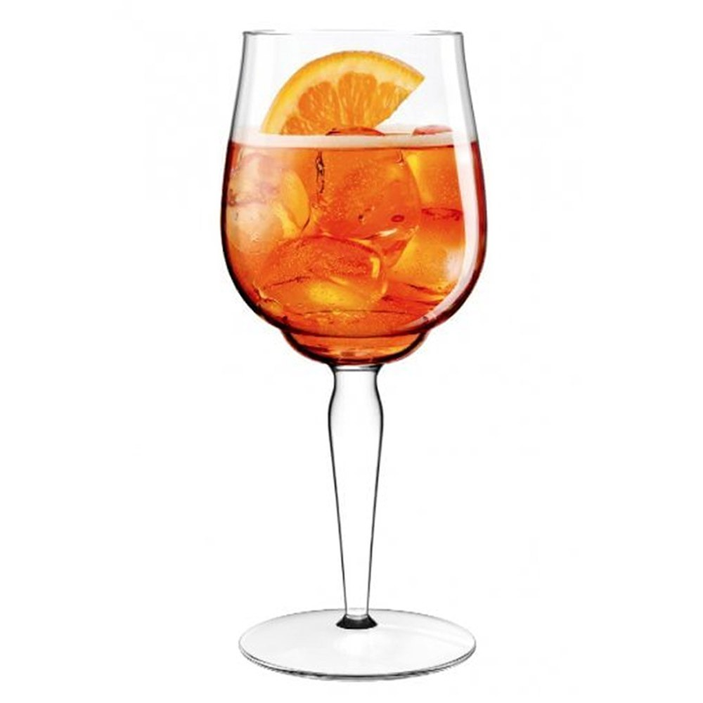 Taça de Cristal Aperol Spritz Bohemia Lisa Sem Logo 490ml