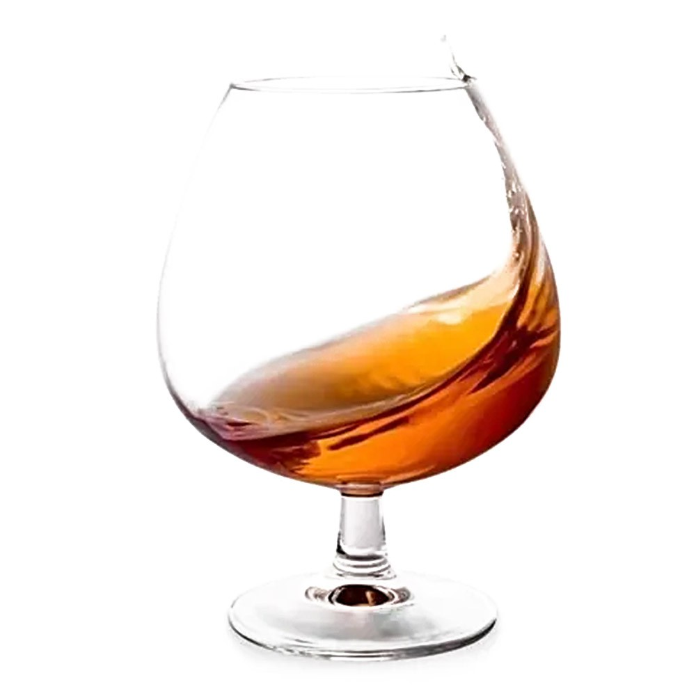 Taça de Cristal para Cognac Conhaque Gastro Colibri  Bohemia 690ml