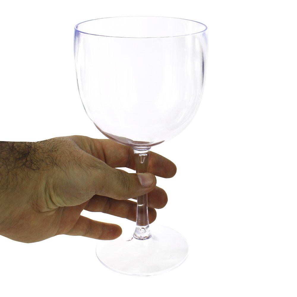 Taça de Gin Tônica em Acrílico 550ml
