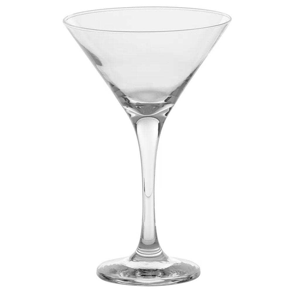 Taca Para Martini Em Vidro 280ml Pasabahçe