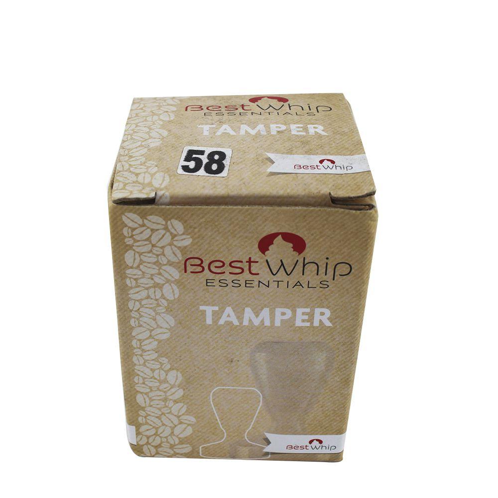 Tamper para Máquina de Café 58mm