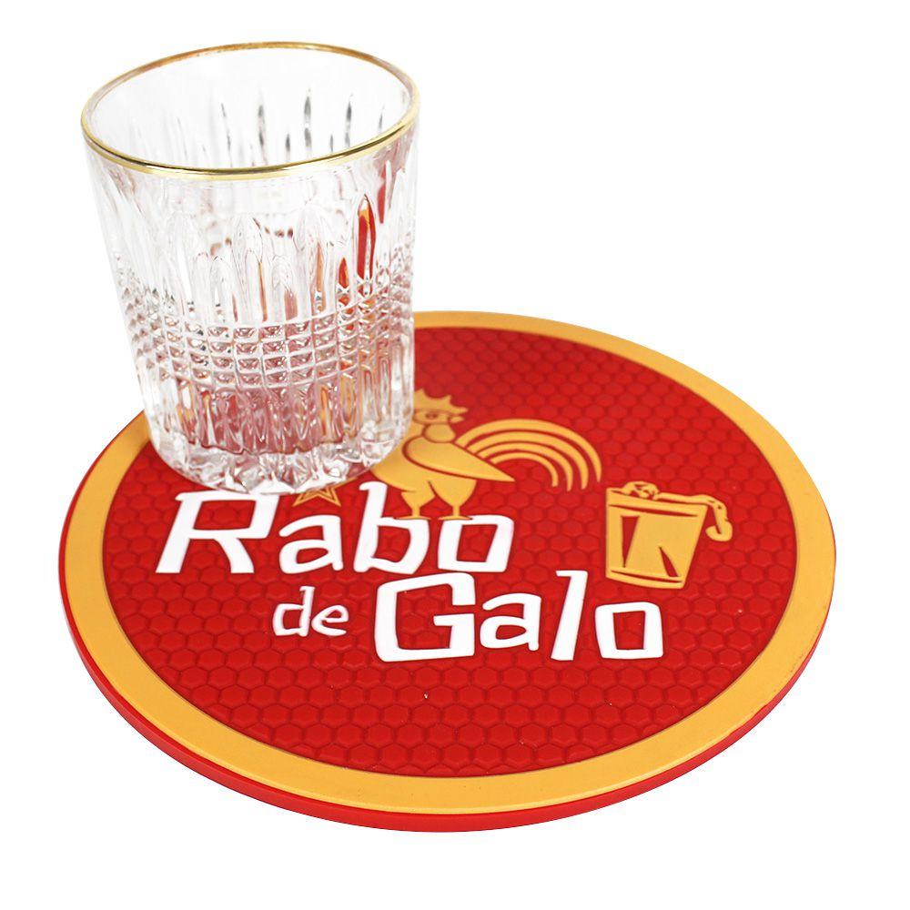 Tapete Barmat Rabo de Galo Redondo 20cm