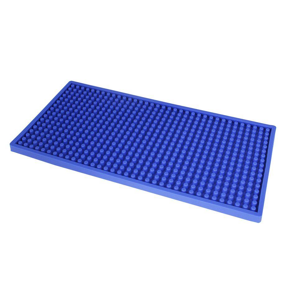 Tapete de Bar Shaker Mat 15x30 Azul