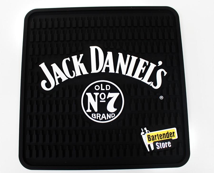 Tapete Silicone Jack daniel's 30x30