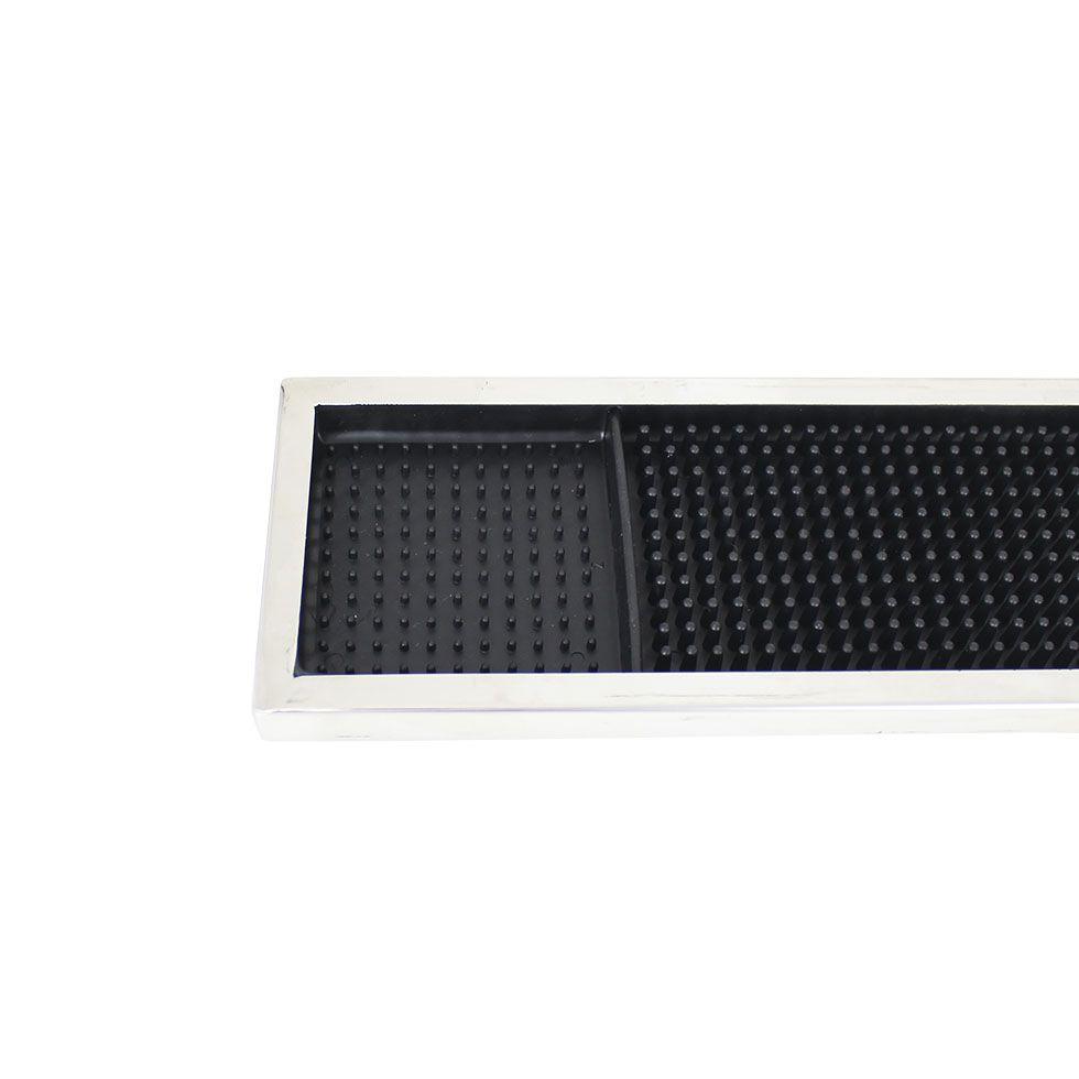 Tapete Bar Mat com Estrutura em Aço Inox 60X10
