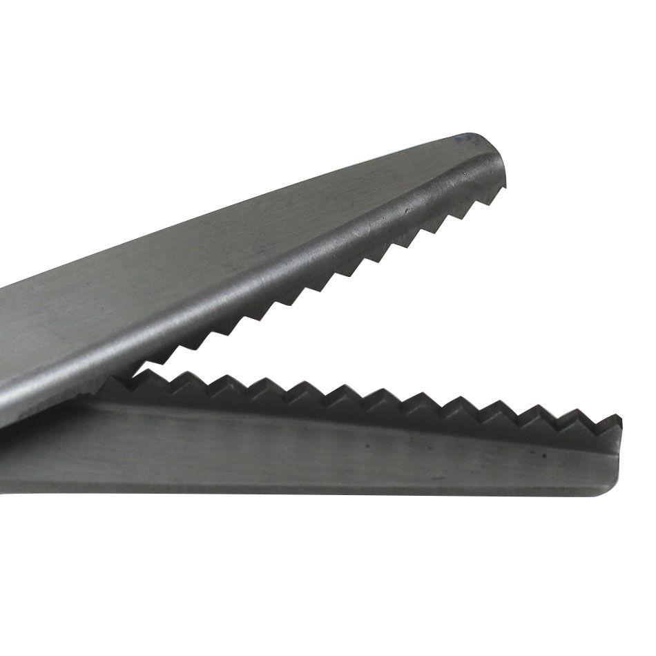 Tesoura de Picotar ZIGZAG de Inox 22 cm Western