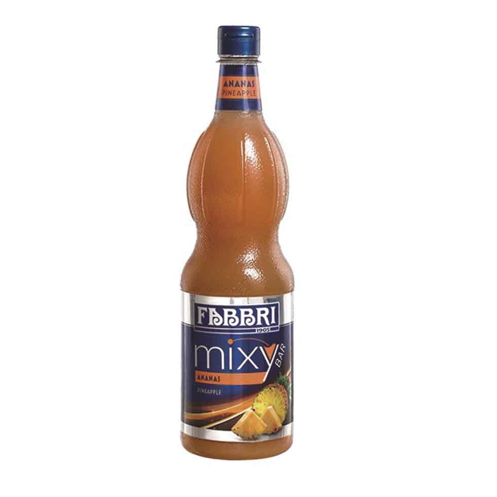 Xarope Ananas Abacaxi Fabbri Profissional 1Litro