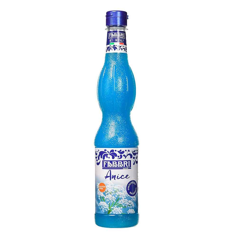 Xarope Anis Azul Fabbri Profissional 560ml