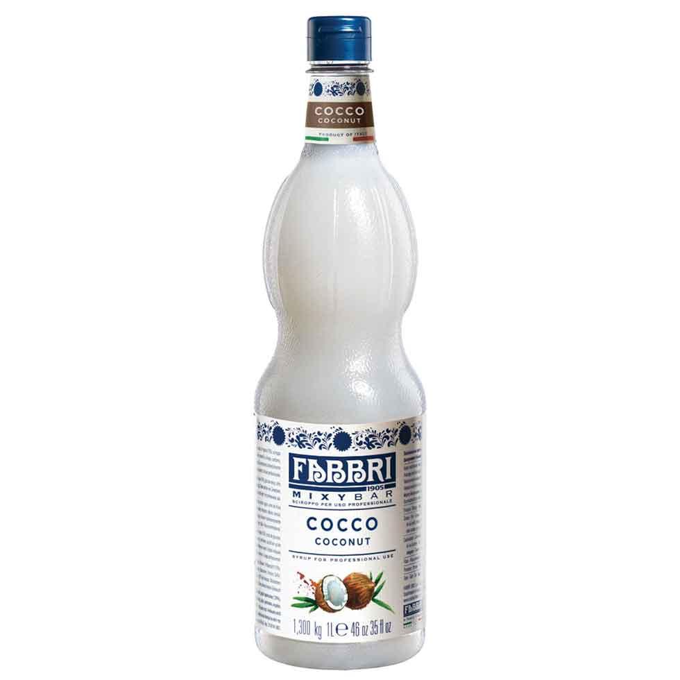 Xarope coconut coco Fabbri Profissional 1Litro