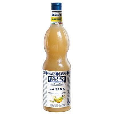 Xarope Banana Fabbri Profissional 1Litro