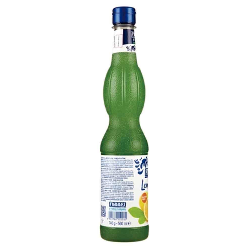 Xarope lemonkiwi Limão Kiwi Fabbri Profissional 560ml