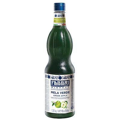 Xarope Maçã Verde Fabbri Profissional 1Litro