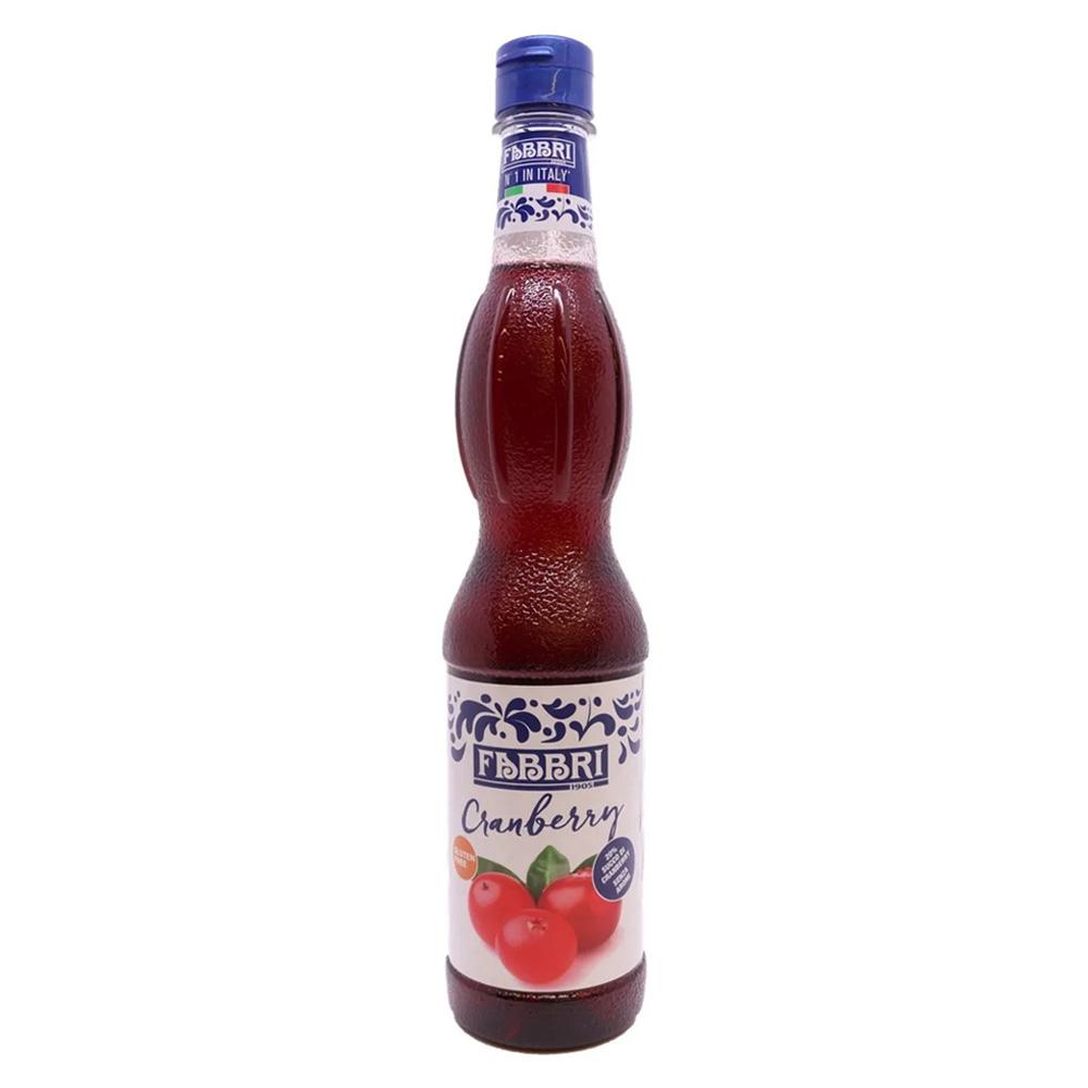 Xarope Cranberry Fabbri Profissional 560ml