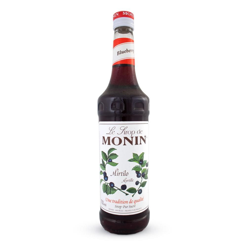 Xarope Monin Blueberry Mirtillo 700ml
