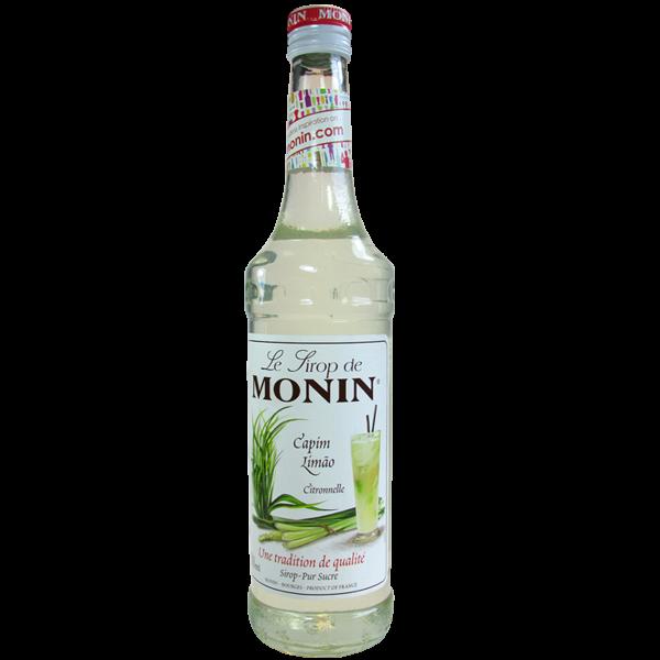 Xarope Monin Capim Limão 700ml