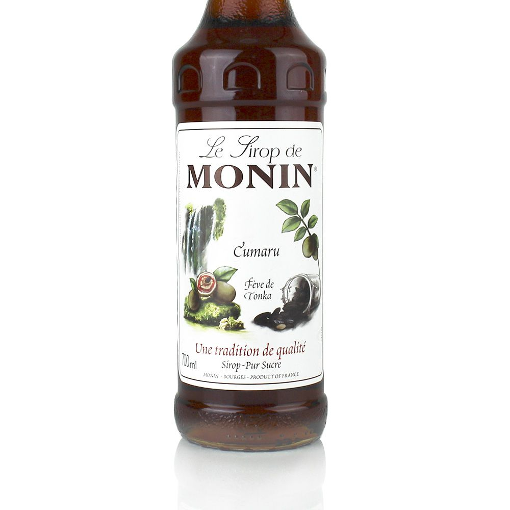 Xarope Monin Cumaru Tonka Bean 700ml