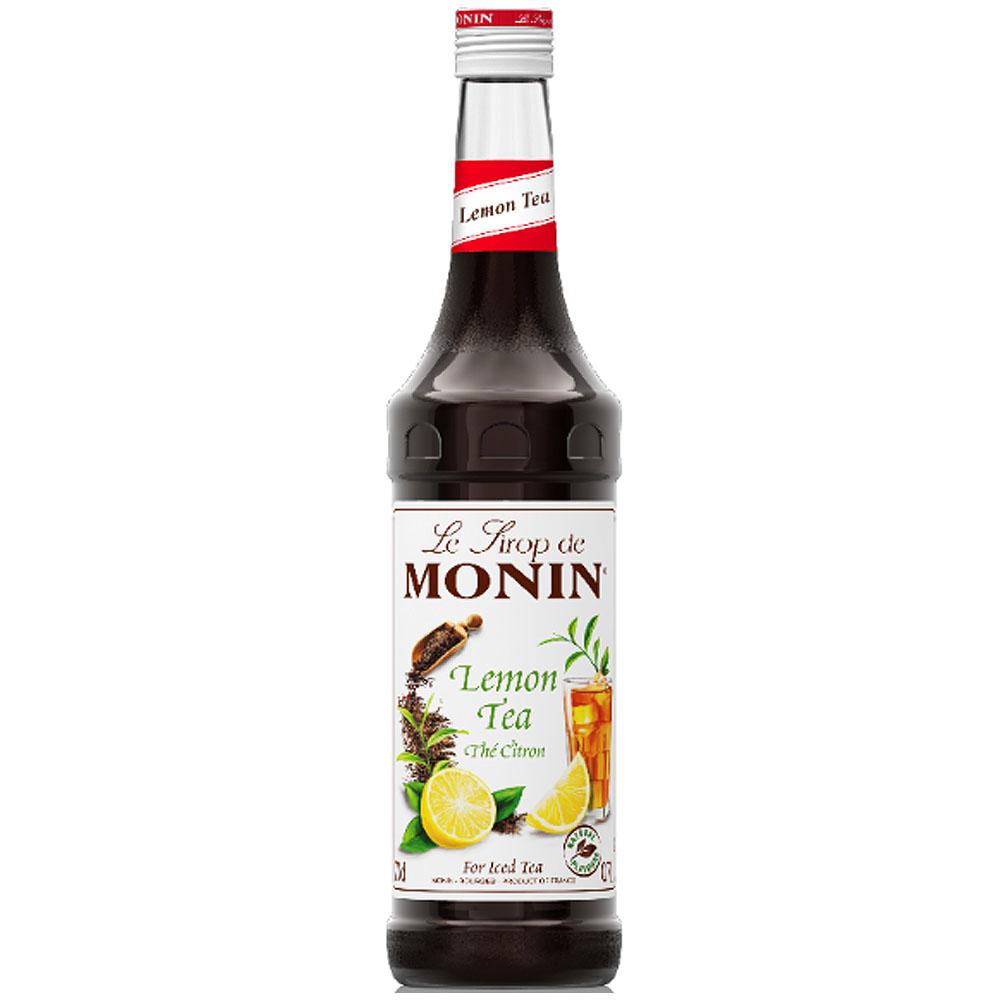 Xarope Monin Francês Chá Preto com Limão 700ml