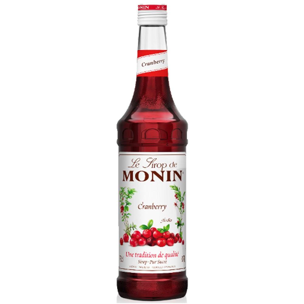 Xarope Monin Francês Cranberry 700ml