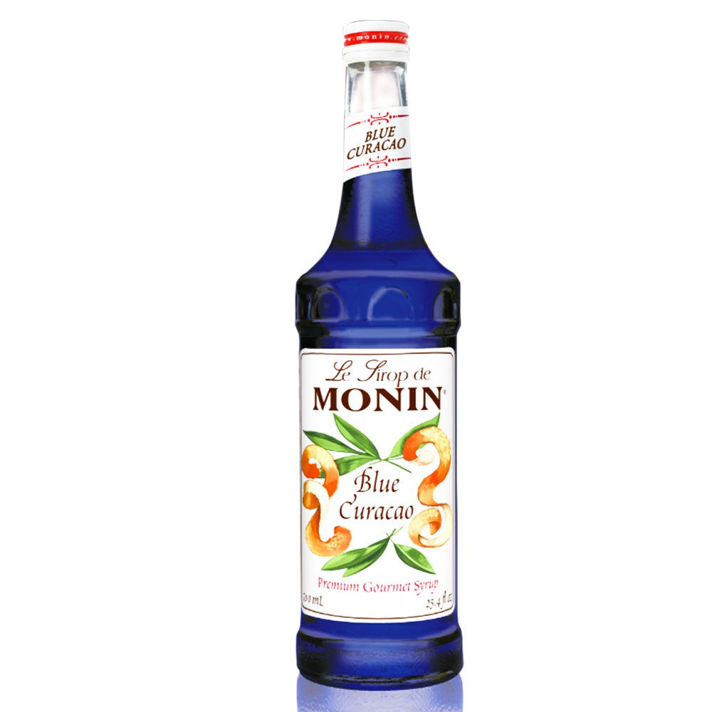 Xarope Monin Francês Curaçau Blue 700ml