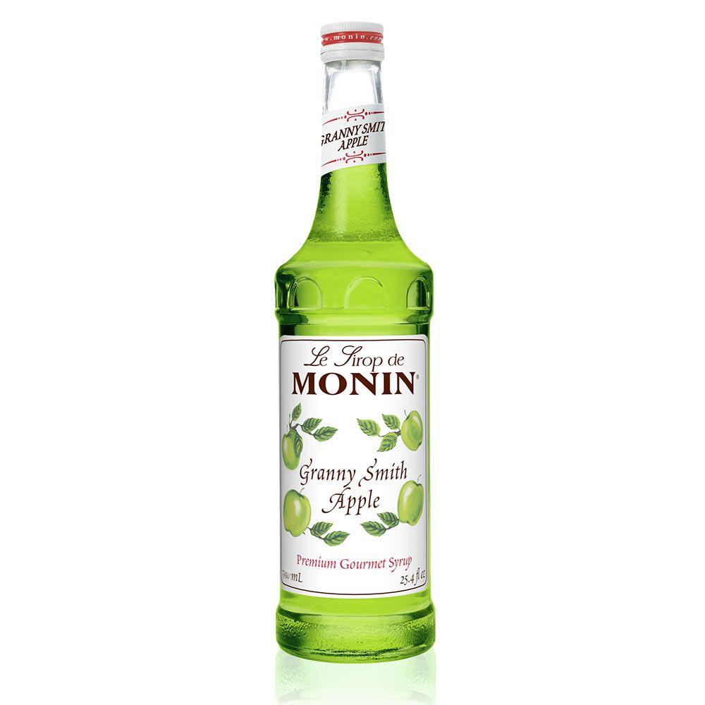 Xarope Monin Francês Maçã Verde 700ml