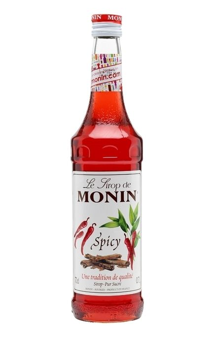 Xarope Monin Francês Spicy Pimenta 700ml